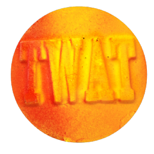 Twat Fizzy Bath Bomb (second)